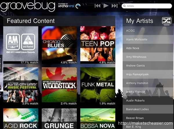 GrooveBug-Home