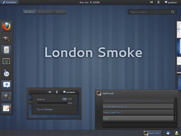 gnome-shell-theme-london-smoke
