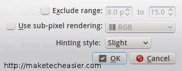 kde font anti-aliasing