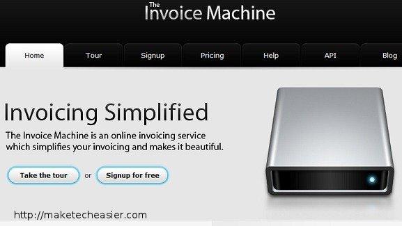 InvoiceMachine