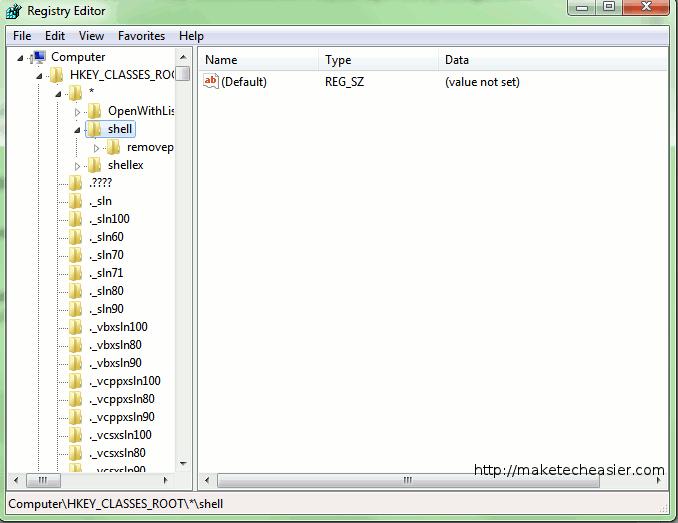 openwith-regedit-shell
