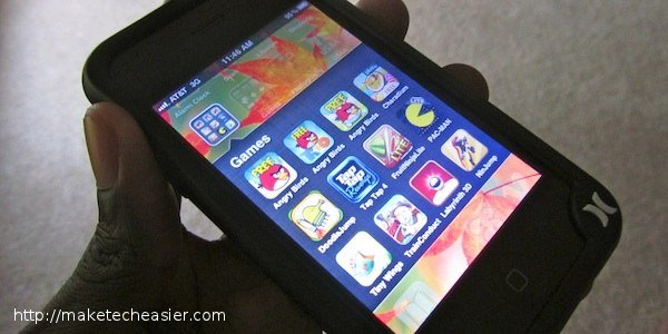 organize iphone home screen conclusion