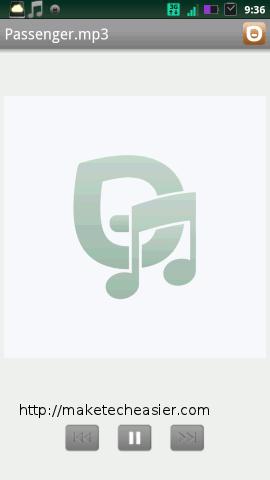 play song-pogoplug