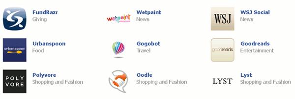 facebook timeline apps - sample apps