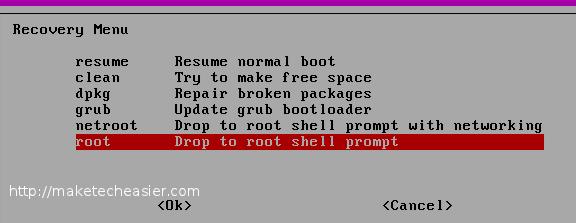 ubuntu-select-shell-prompt