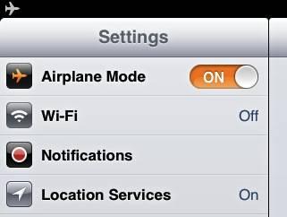 AirplaneMode-Settings