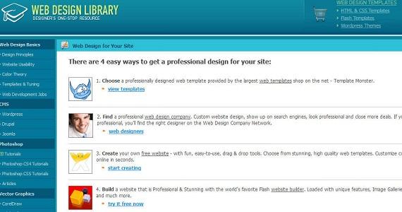 Web-Design-Library