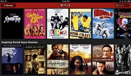 Survival-Netflix
