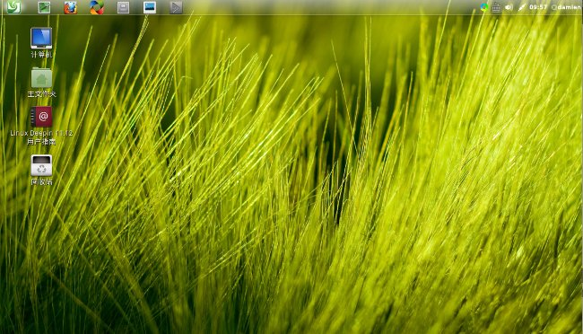 deepin-desktop-screen