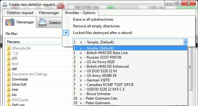 xShredder-deletion-method