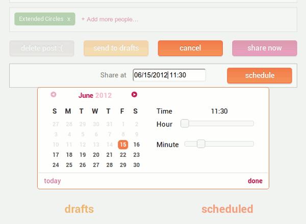 doshare-scheduling