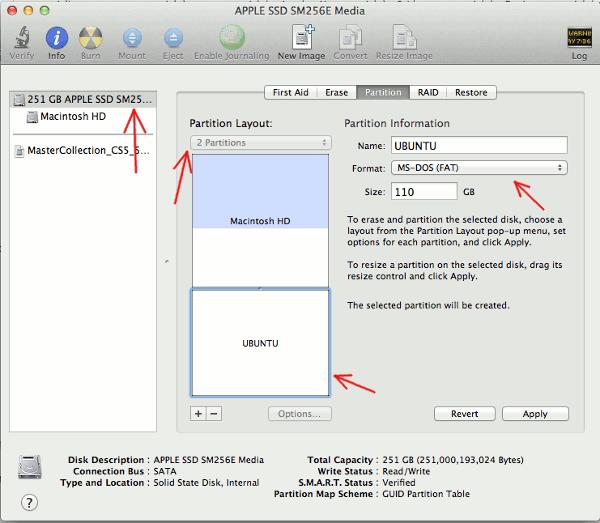 ubuntu-mac-partitioning