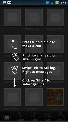 contact+ tutorial