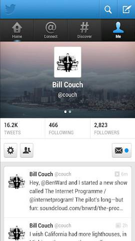 Twitter official android app