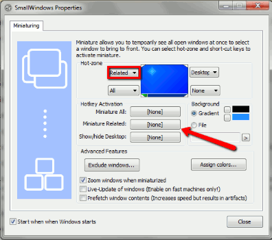 SmallWindows-Hotkey-Activation-None-button