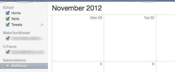 No more Facebook birthdays in iCal.