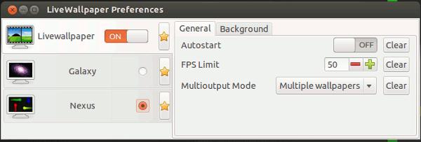livewallpaper-settings