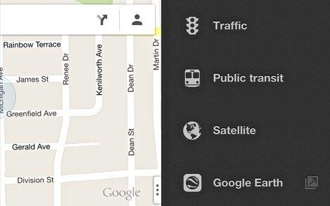 GoogleMaps-ViewChoices