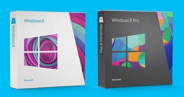 windows 8 boxes