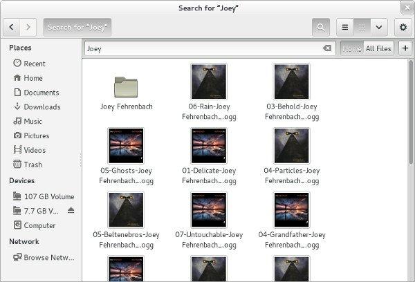 Files-search