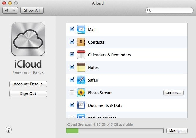 HowToSetUpANewMac_FirstSteps_iCloud