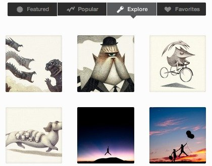 Explore Kuvva's website to add wallpapers to your favorites.