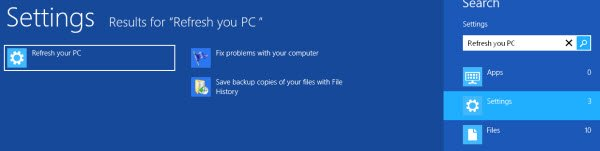 windows8-search-for-refresh-settings