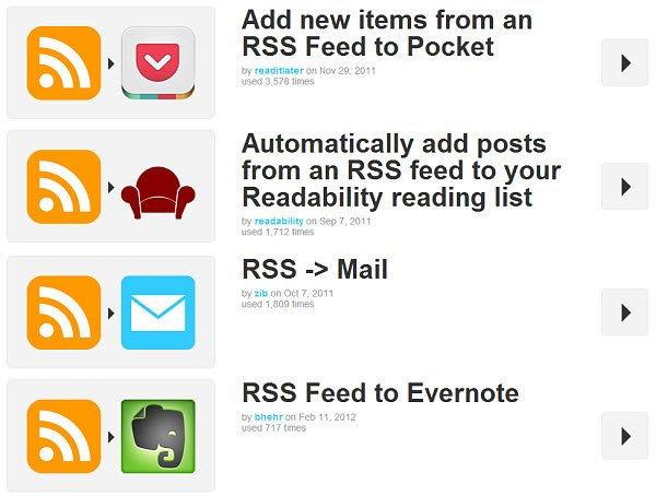 Send your ChimpFeedr RSS feed to your email, Evernote, and more via IFTTT.