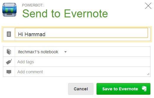 powerbot-send-to-evernote