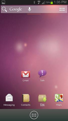 ubuntu-android-theme