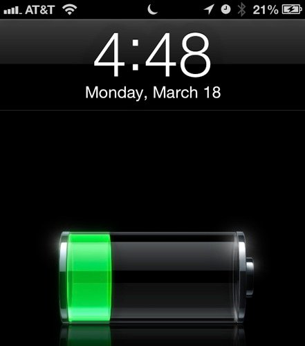 Battery-iPhone