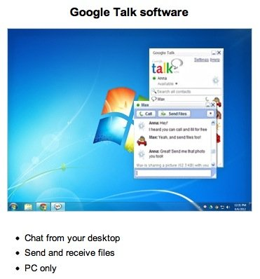 GoogleChat-Talk
