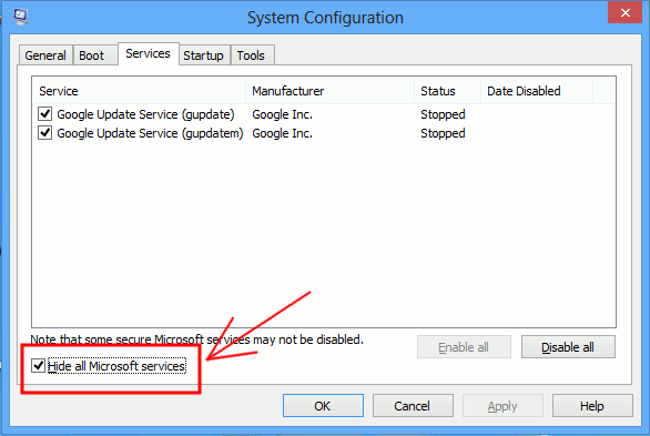 services-system-configuration
