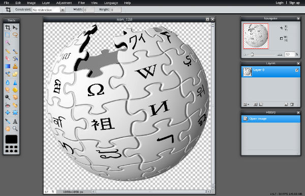 Launcher Edit Icon
