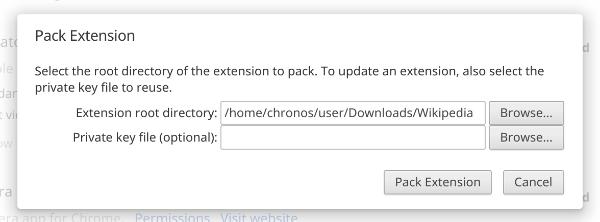 ChromeOS Launcher Pack