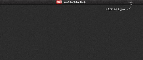 Video Deck Login
