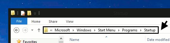 appdata file path in Windows Explorer