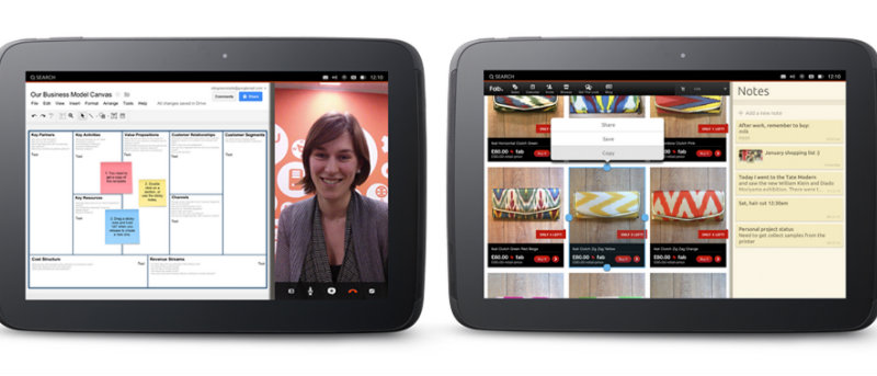 Linux Touch Tablets