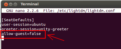 add-line-to-lightdm-conf-to-disable-guest-account