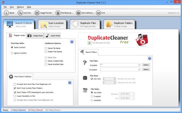 duplicate_cleaner_search_criteria