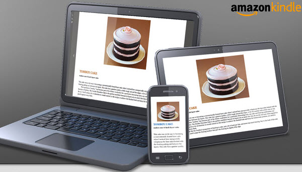 Use Amazon Kindle to read and sync books on you Mac and iOS devices.