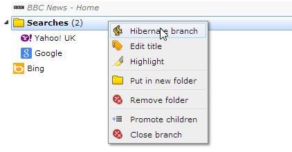 sidewise hibernate branch