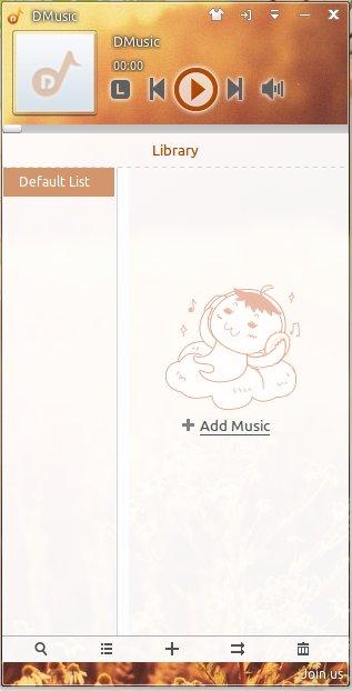 deepin-music-player