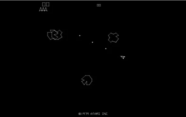 chrome-asteroids