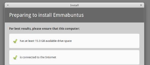 Emmabuntüs install