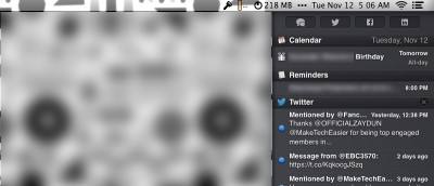 How to Disable Notifications on the Lock Screen in OS X Mavericks