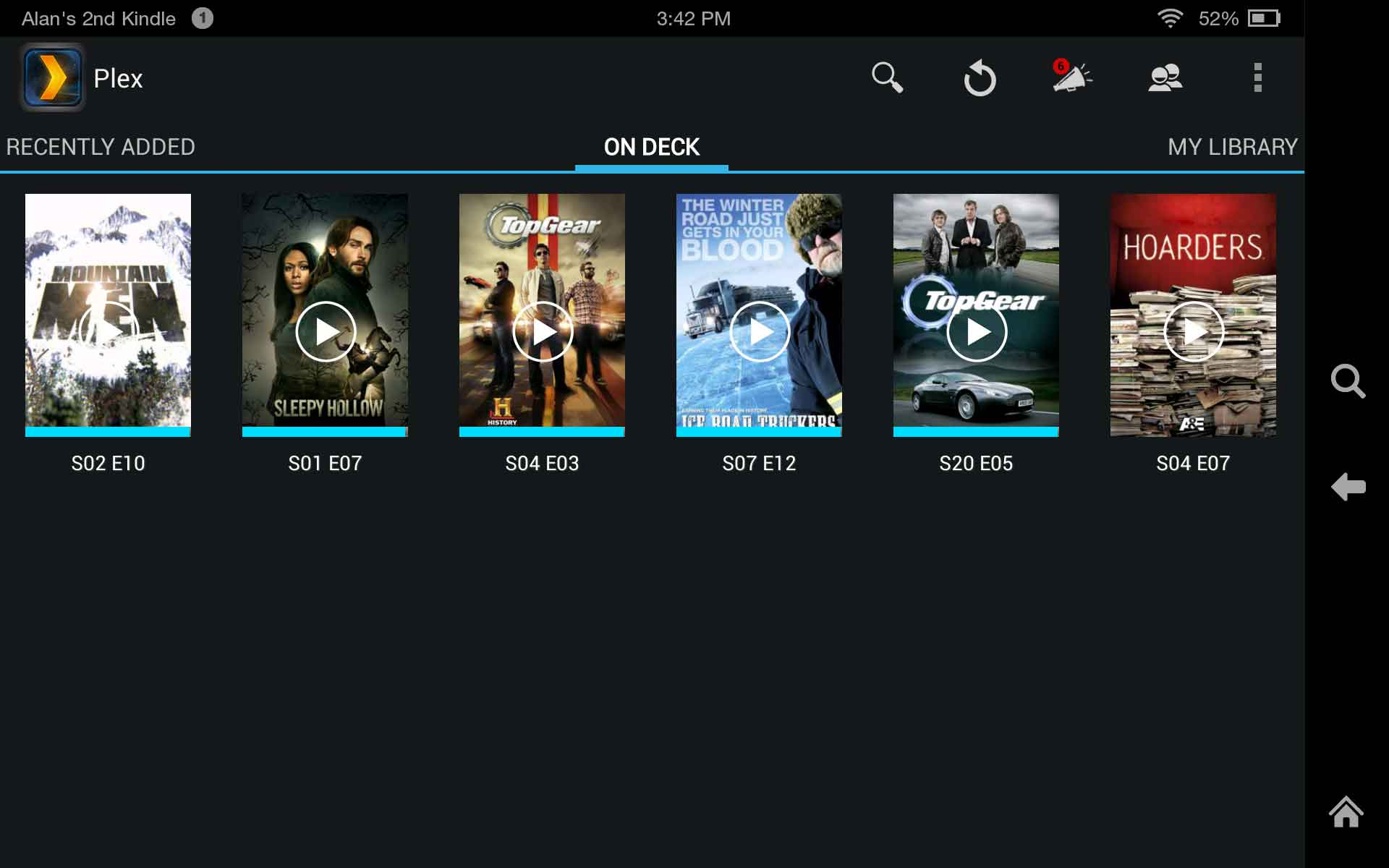 plex-for-android-ondeck