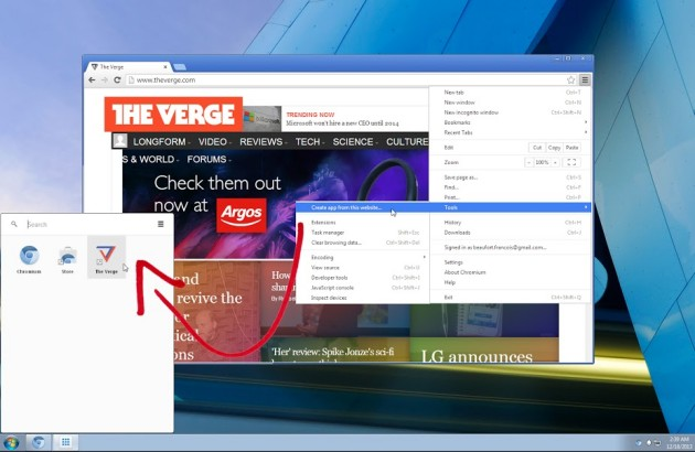 Add Any Website to the Chrome App Launcher with this Trick [Windows]