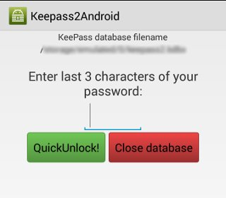 keepass2android-quick-unlock