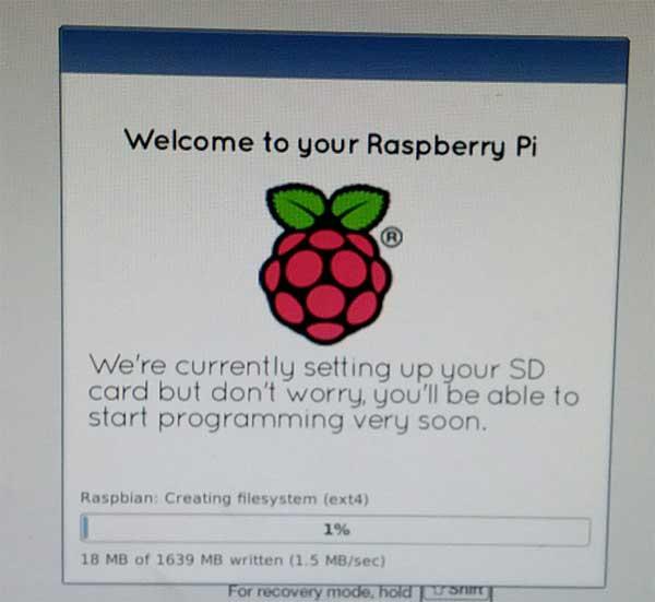 raspberry-pi-distro-installation